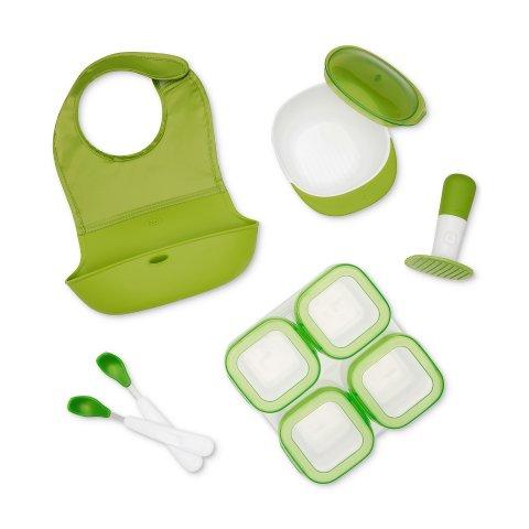 低至6折+额外8折OXO Tot 宝宝水杯、餐具促销 凑单好物