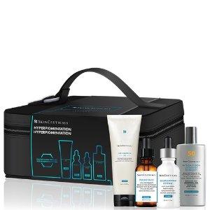 SkinCeuticals价值$420,补货速抢祛斑套装