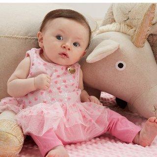 低至1.7折+免邮 海量上新Century 21 婴幼儿服饰用品特卖 超级白菜价囤好物