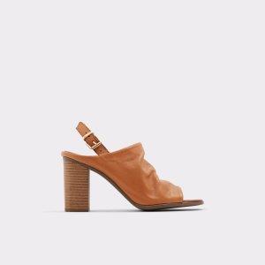 AldoCasameada Cognac Women's Sandals   ALDO US