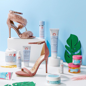 Enjoy 15% Off Moisturizers+ Gift with purchase @ First Aid Beauty