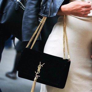 低至5折 Gucci小圆饼$1029YSL、Gucci、Christian Louboutin 3大品牌季末大促 女神红底$399