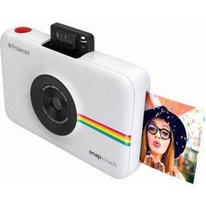 $134.99 (原价$179.99)Polaroid Snap Touch 触屏拍立得相机