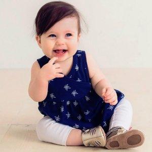全部8.5折新品上市:Zutano 宝宝有机棉服饰新品特卖