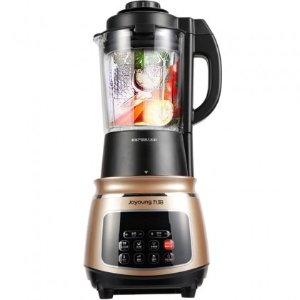 Joyoung多功能破壁料理机JYL-Y15U 豆浆机榨汁机 一键清洗 可加热