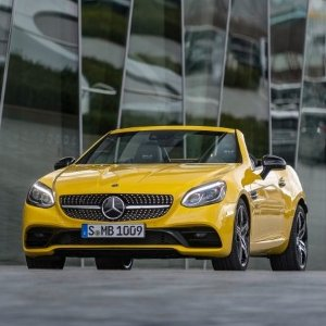 最终特别版发布是时候了2020 Mercedes-Benz SLC  向敞篷奔驰说再见