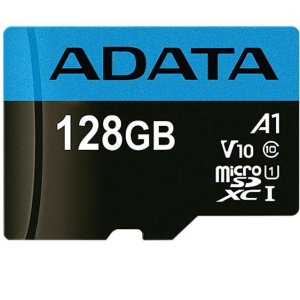 $11.99ADATA 128GB Premier Class 10 V10 A1 microSDXC Card