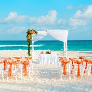 From $4993- or 5-Night All-Inclusive Vacation at Seadust Cancun Family Resort