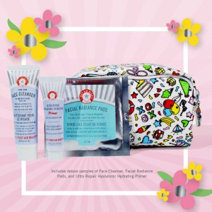 Free 4-Pc GiftFirst Aid Beauty Mother's Day Promotion