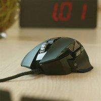 Logitech G502 游戏鼠标热卖 换个人体工程的鼠标吧