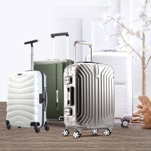 Up to 80% Off12th Anniversary Exclusive: Samsonite Select Styles Sale