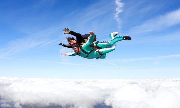 高空跳伞体验 大沼泽地国家公园周边