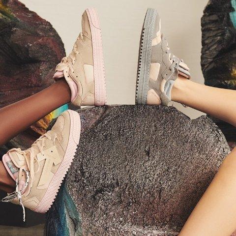 定价优势 8孔白线马丁靴$200SSENSE 潮鞋录 OW板鞋$290 Kim Jones限量设计速抢