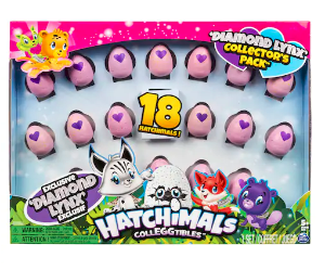 Hatchimals CollEGGtibles Diamond Lynx Collector's 18 Pack @ Kohl's