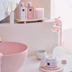 全场8折 €6.8收泡沫沐浴Rituals 荷兰小众护肤热卖 收粉嫩樱花系列 春意美美打开方式