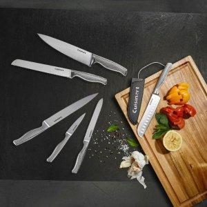 Cuisinart - 6-Piece Knife Set - Stainless