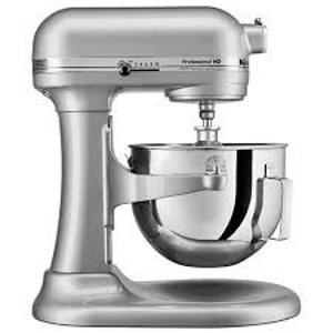 KitchenAidMetallic Chrome Professional Heavy Duty Series KG25H0XMC | KitchenAid