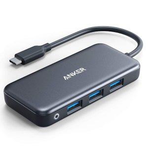 $16.99 起Anker 多合一 USB Type-C 扩展坞 四款可选