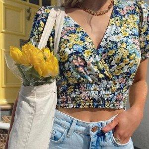3折起+全场8.5折 £8收波点裙New Look 少女风美衣热卖 超火英国小众平价品牌