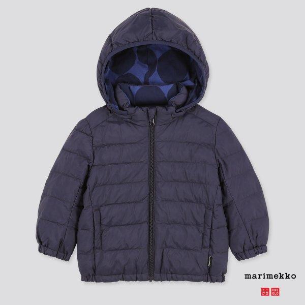 婴儿、幼童 MARIMEKKO 合作款保暖外套
