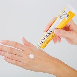 限时7.5折 €9收5支!瞬间干爽不汗手Prime Day 狂欢价:Lindesa 实验室专用 经典少油性蜂蜡护手霜