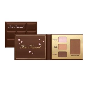 Dealmoon Exclusive!Recieve a Free Mini Chocolate Bar Palette & Double Ended Shadow Brush with $45 orders @ Too Faced