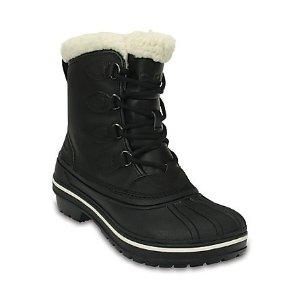 Crocs4码AllCast II 女士防水冬靴