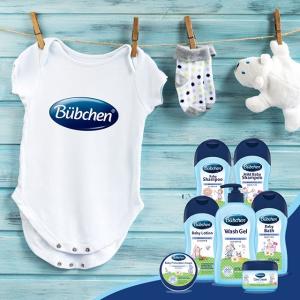 低至7.1折€2.85收保护霜德货之光:Bübchen 婴儿呵护产品特卖 收敏感肌肤保护霜、沐浴露等