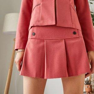 2.5折起 £4就收Urban Outfitters 女团风短裙 学院风、BM风超低价