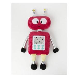 Milkshake机器人抱枕