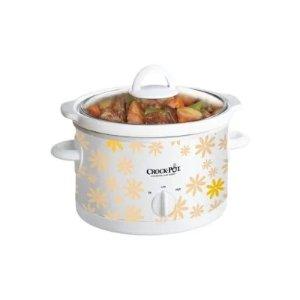Crock Pot2.5夸脱慢炖锅