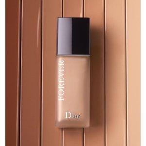 Dior锁妆粉底液(哑光妆效)