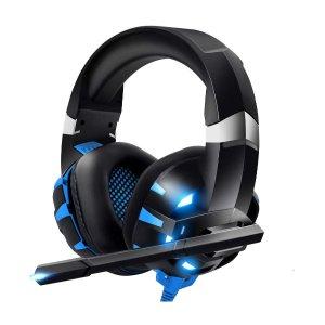 RUNMUS Gaming Headset with 7.1 Surround Sound Stereo