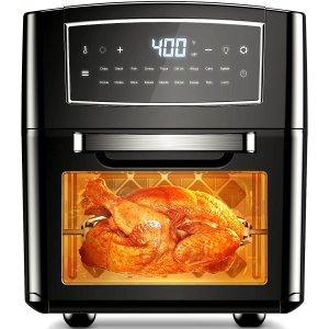 $139.99(原价$189.99)史低价:Kaiser 12升 对流空气炸锅/烤箱 18种烹饪程序 热空气循环