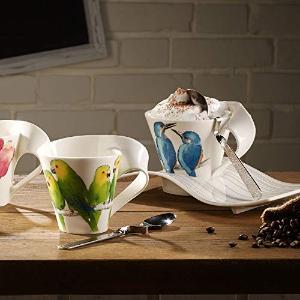 低至€12收波浪杯Villeroy & Boch 精美骨瓷杯 收马克杯、咖啡杯、城市杯
