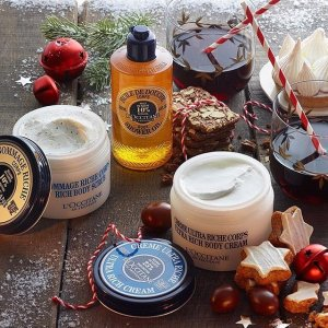 20% OFFSITEWIDE @ L'Occitane