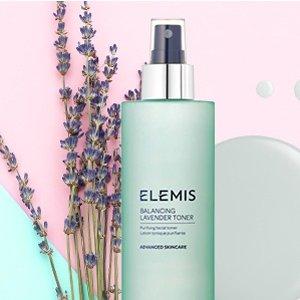 $43.8(原价$49)ELEMIS 英国小众护肤 薰衣草平衡爽肤水200ml 镇定舒缓控油