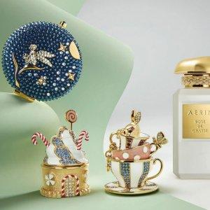 £200起 打造美妆童话世界Estee Lauder 节日限量款粉饼、香膏上市