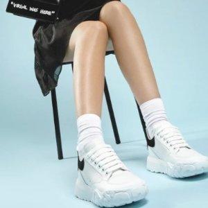 无门槛7.5折+包税包退独家:Monnier Frères 时尚热卖,麦昆黑尾小白鞋$405