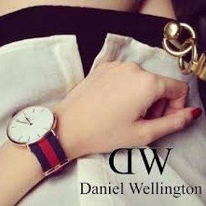 7.5折 最后一天Daniel Wellington 多款时尚简约腕表热卖