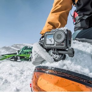 6折起 Mini SE无人机套装$619DJI大疆 无人机、运动相机促销 灵眸云台相机$304