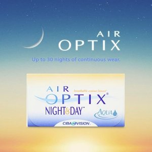 Last Day: $40.80Air Optix Night & Day Aqua
