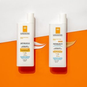 第二件半价 + 立减$3.5理肤泉防晒产品大促 清爽不油腻 夏日必备