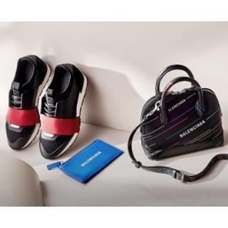 低至$479.99 收老爹鞋,三角包Gilt 精选巴黎世家美包、鞋子等限时热卖