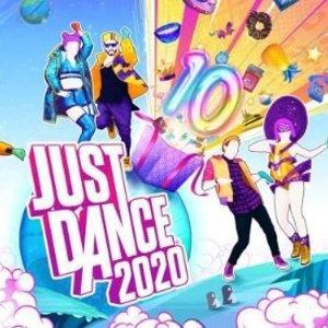 和弟弟一起跳《FANCY》《Just Dance 2020》Switch实体版 玩朋友请听好易烊千玺同款舞曲