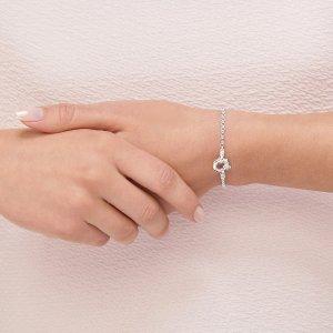 Sterling 银色手链