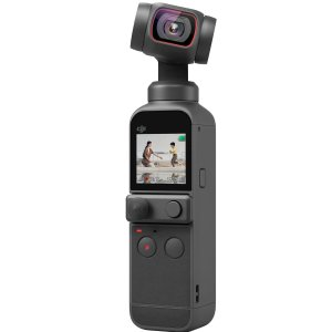 $523(原价$599)DJI大疆 Osmo Pocket 2 , 20mm焦距, 6400万像素