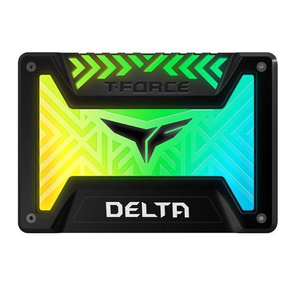 T-FORCE DELTA RGB SSD 1TB 固态硬盘