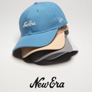 €9.99就收基础款 幂式穿搭密码New Era 经典棒球帽 拯救素颜 出街凹造型必备 不化妆也有型