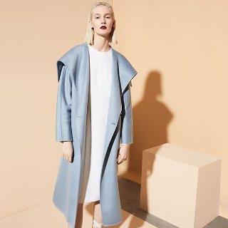 低至8折+ 额外7折 经典羊毛大衣$242独家:Max Mara副线 'S Max Mara大衣热卖 反季屯外套